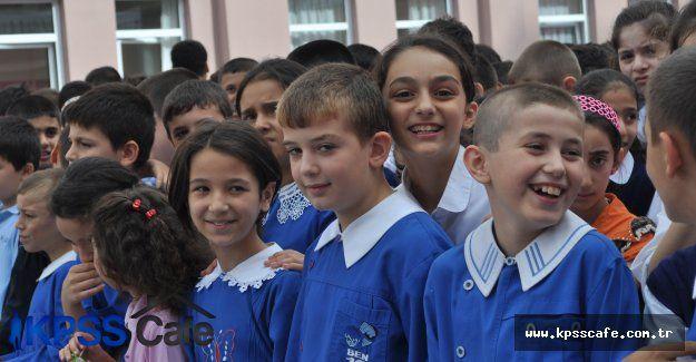 Pazatesi Sabahı Okullarda İlk Ders Zili Çalınacak