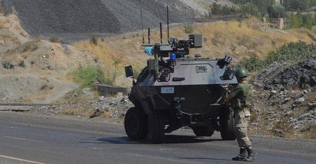 Şırnak'taki terör örgütü operasyonunda 2 asker yaralandı