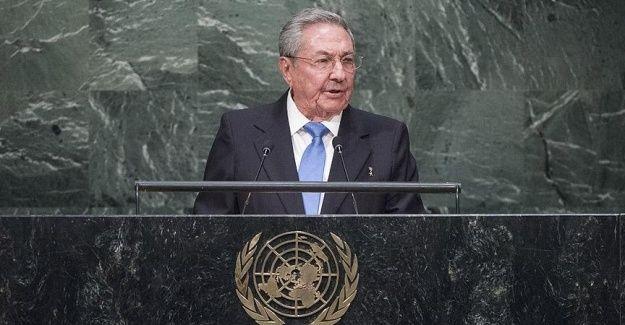 Raul Castro BM'de konuştu