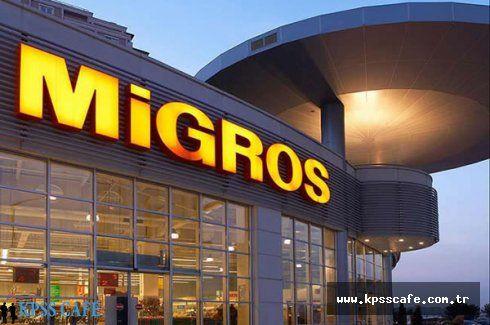 Migros Market 2015 Eleman Alım İlanları