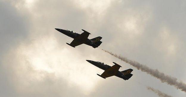 Rus savaş uçakları DAEŞ hedeflerini bombaladı