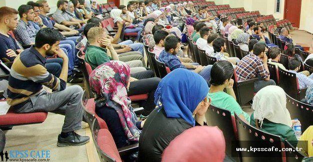 Suriyeli Üniversite Öğrencileri Eğitime Başlıyor