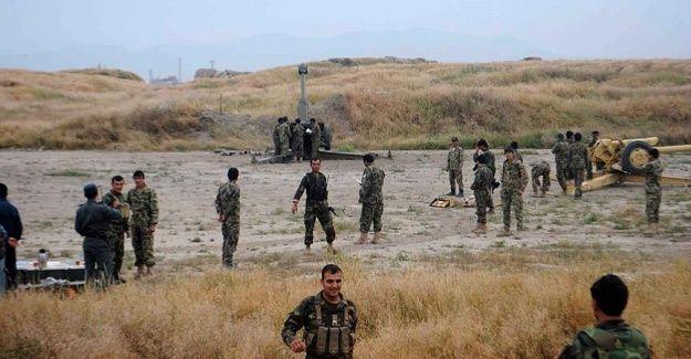 Kunduz'da 150 Taliban militanı öldürüldü