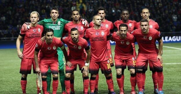 Galatasaray ezeli rakiplerini geride bıraktı