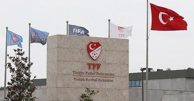 TFF'den de Fenerbahçe'ye teşekkür