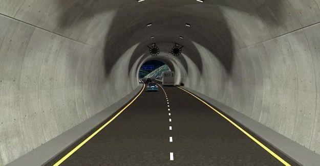 Zigana Tüneli Projesi için ihaleye çıkılacak