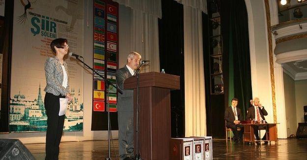 'Türkçe'nin Uluslararası Şiir Şöleni' sona erdi