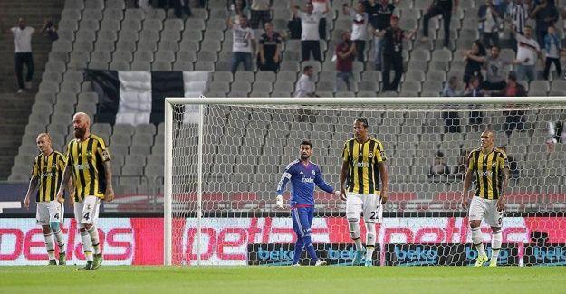 Fenerbahçe'nin büyük düşüşü