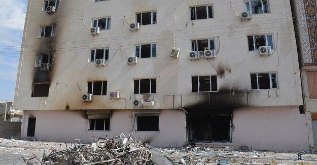 '6-7 Ekim olayları'nın yaraları devlet eliyle sarıldı