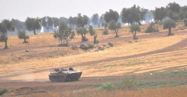 Esed güçleri Rus hava desteğiyle kara operasyonuna başladı