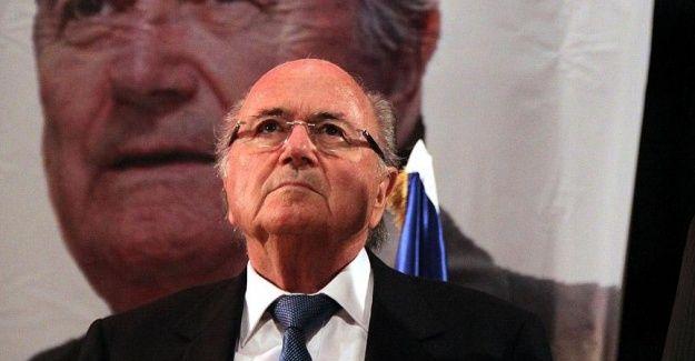 Blatter'in başkanlığının askıya alındığı iddia edildi