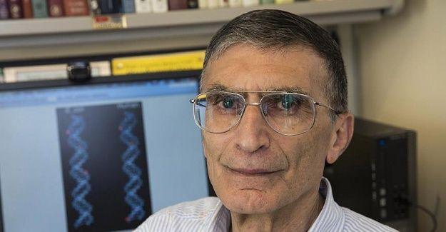 Nobel ödüllü Sancar duygularını AA ile paylaştı