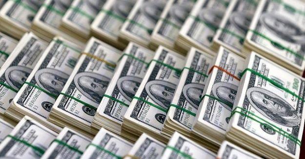 Dolar bir haftada yüzde 3 değer kaybetti