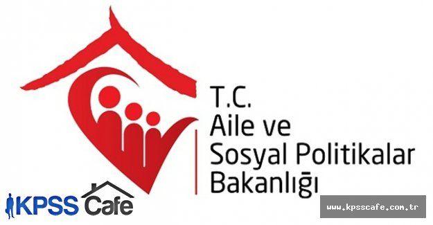 Aile ve Sosyal Politikalar Bakanlığı Görevde Yükselme ve Unvan Değişikliği Sınavı Açacak