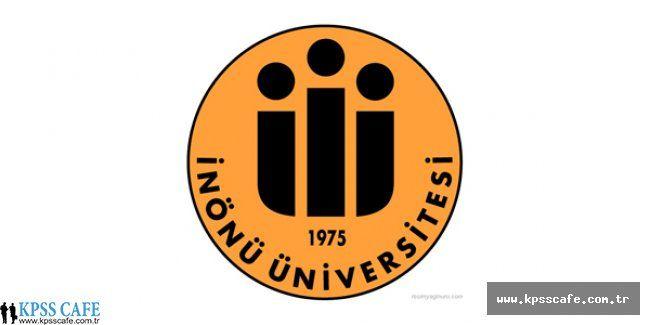 İnönü Üniversitesi Öğretim Üyesi Alımı Yapacak