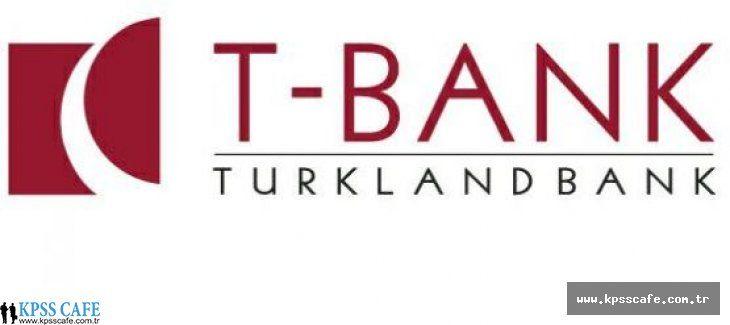 T-Bank Eleman Alım İlanı - Banka İş İlanları