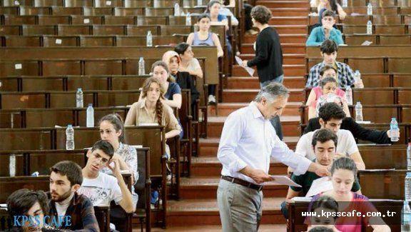 Sınav Görevlisi Olmak İsteyen Öğretmenler Dikkat