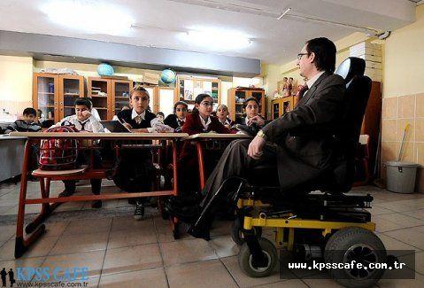 Engelli Öğretmenler İçin Atama Yapılacak mı ?