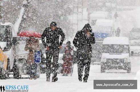 Bu Kış Havalar Nasıl Olacak? Çok Soğuk Olacak mı?