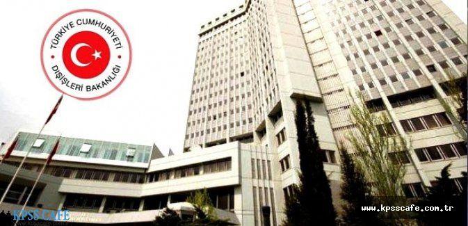 Dışişleri Bakanlığı Sao Paulo Başkonsolosluğu Sözleşmeli Personel Alımı