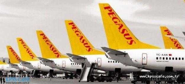 Pegasus Havayolları lise mezunu kabin memuru alımı yapacak