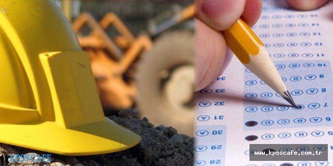 2015 İş Sağlığı Güvenliği sınavı ne zaman yapılacak?