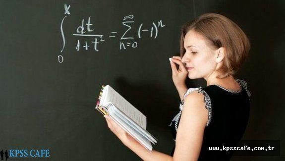Yeni Atanacak Öğretmenin 3 Alternatifi Olacak