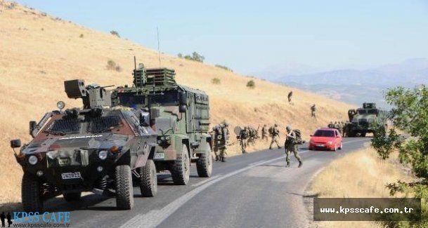 Hakkari'den acı haber:3 asker şehit