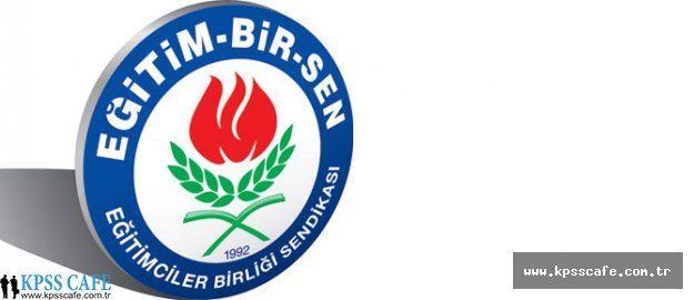 EĞİTİM-BİR-SEN'in Şube Müdürlüğü Başvuru Hakkı İle İlgili Talebi