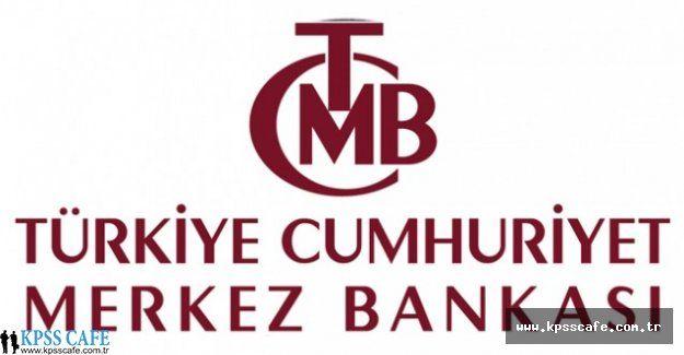 Merkez Bankası Personel Alıyor