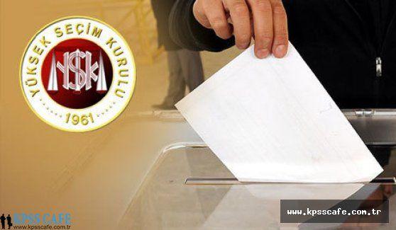 1 Kasım 2015 Seçimlerinde Hangi İllerde Kaç Adet Milletvekili Çıkacak? Milletvekili Dağılımı Nasıl?
