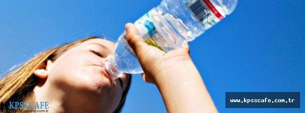 Artık Gönül Rahatlığıyla Terliyken Su İçebilirsiniz