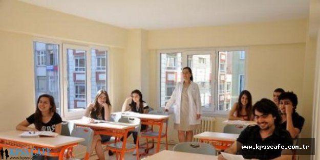 Dershane Mağduru Öğretmenlere 1200 TL Maaş