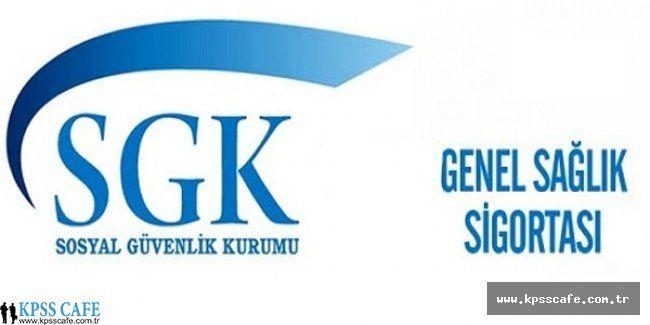GSS Genel Sağlık Sigortası Borç Yapılandırma İşlemlerinde Son Durum