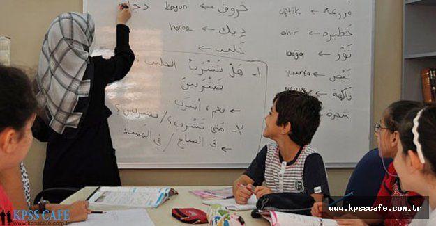 İlkokullara Arapça Dersi için Akademisyenler ne dedi?