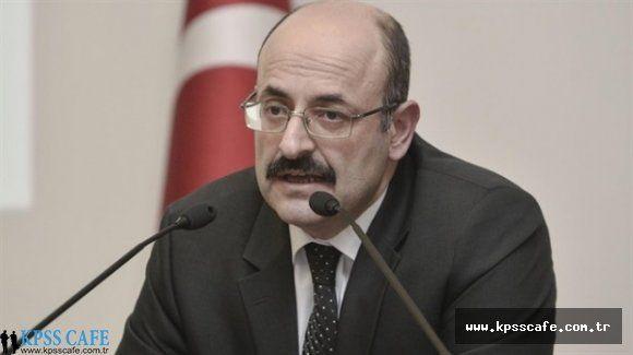Yüksek Öğretim Kurulu Başkanı Yekta Saraç Tokat'ta