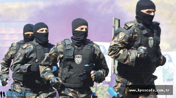 EGM 5 Bin Özel Harekat Polisi Alımı Sınav Sonuçları Açıklandı!