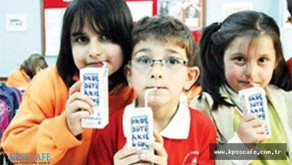 Gıda ve Tarım Bakanlığı Okul Sütü İhalesini Onayladı