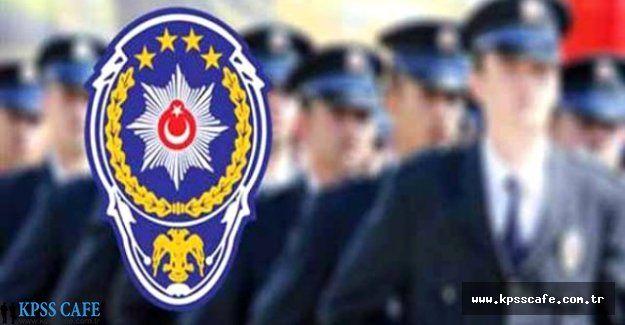 Emniyet Genel Müdürlüğü 6 Bin Polis Alımında Bulunacak
