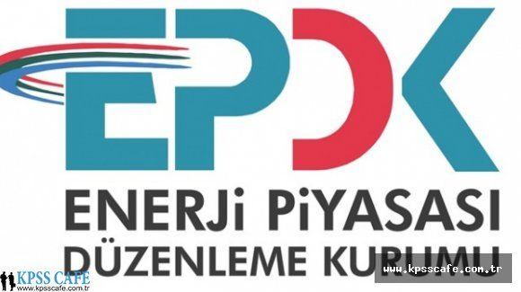 EPDK Personel Alacak