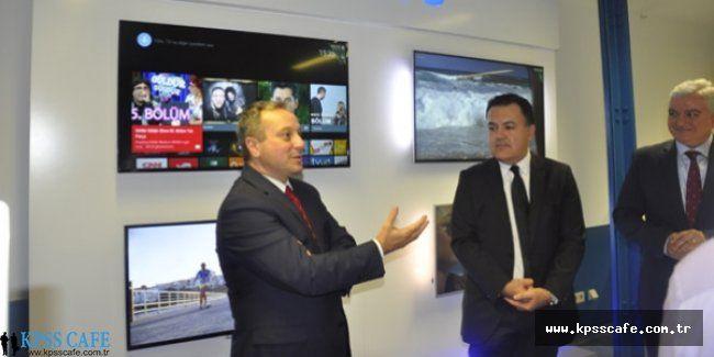 İşte Türkiye'nin İlk Akıllı TV Laboratuvarı