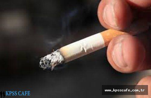 Sigarayı Bırakmak İsteyenler Dikkat!