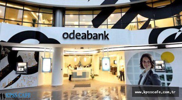 Odeabank En Az Lise Mezunu Banka Personeli Alım İlanı
