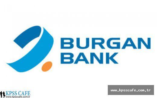 Burgan Bank Banka Personeli Alım İlanı