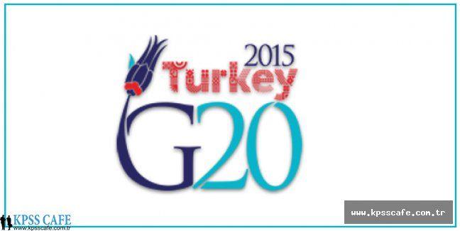 G20 Zirvesi Eğitime Ara Verdirdi