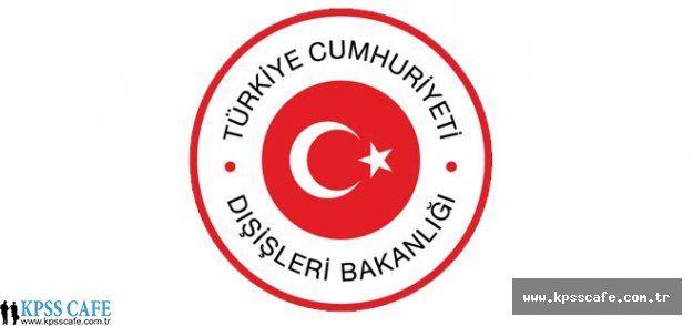 Anvers Başkonsolosluğu Türk Uyruklu Sözleşmeli Sekreter Alım İlanı