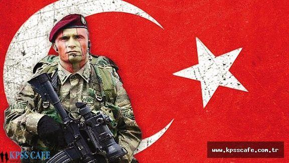 TSK Sözleşmeli Bordo Bereli Alıyor!
