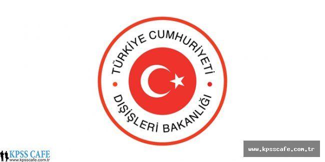 Strazburg Başkonsolosluğu Türk Uyruklu Sözleşmeli Sekreter Alım İlanı