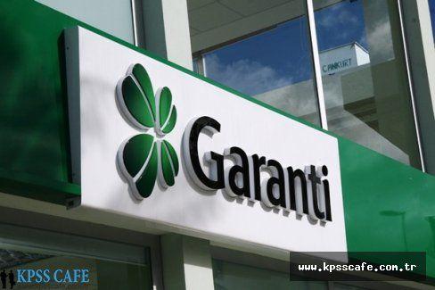 Garanti Bankası Birçok Alanda Banka Personeli Alımı Yapacak