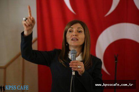 MHP'den Öğretmenlere Bir Maaş İkramiye Verilsin Talebi!